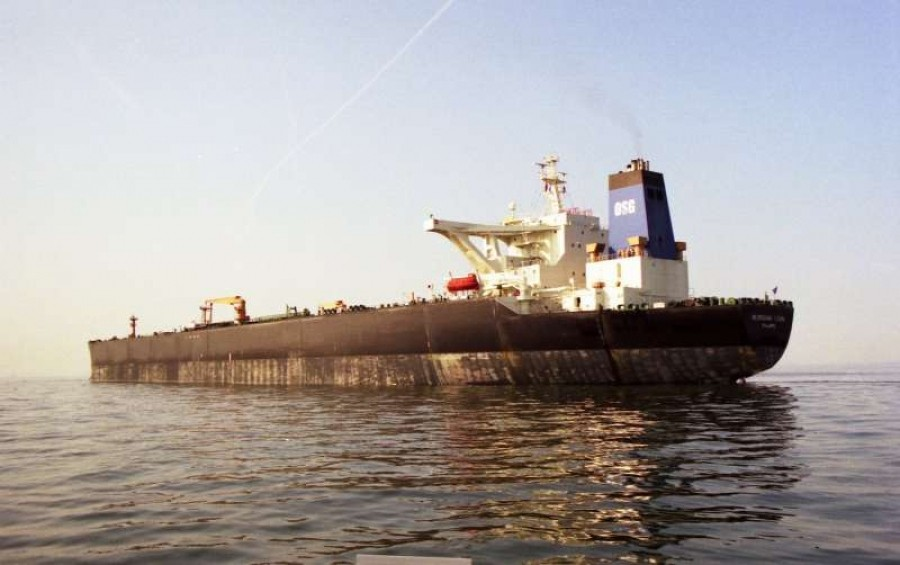 UK CHOOSE US OVER E3 AND JCPOA AS IT SEIZES IRANIAN TANKER OVER SYRIA SANCTIONS