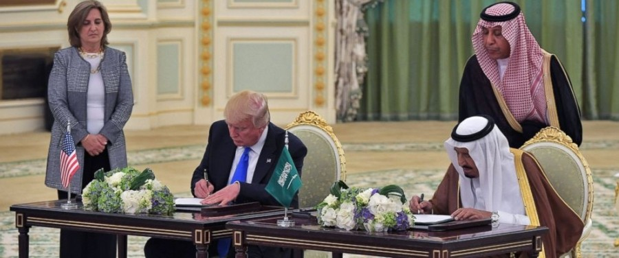 US TROOPS TO DEFEND SAUDI SPECIAL RELATIONSHIP