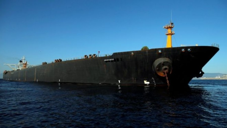 HAS ADRIAN DARYA 1  FINALLY SOLD ITS  CARGO TO SYRIA DESPITE  SANCTIONS AND GIBRALTAR?